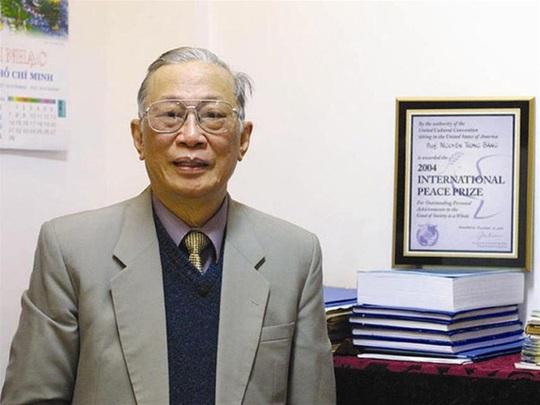 Mai vàng nhân ái thăm nhà thơ Trúc Thông và nhạc sĩ Trọng Bằng - Ảnh 3.