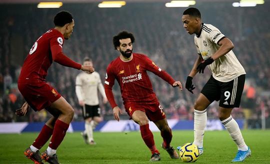 Liverpool - Man United: Chung kết sớm ở Anfield - Ảnh 1.