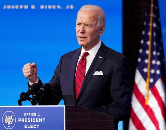 Sứ mệnh hàn gắn chờ ông Joe Biden - Ảnh 1.