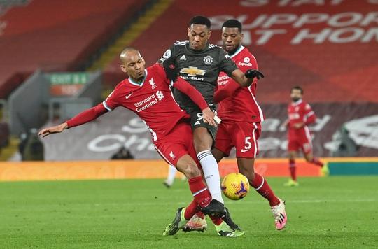 Man United cầm chân Liverpool, HLV Klopp tiếc ngôi đầu - Ảnh 2.