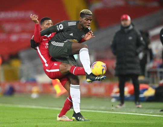 Man United cầm chân Liverpool, HLV Klopp tiếc ngôi đầu - Ảnh 4.