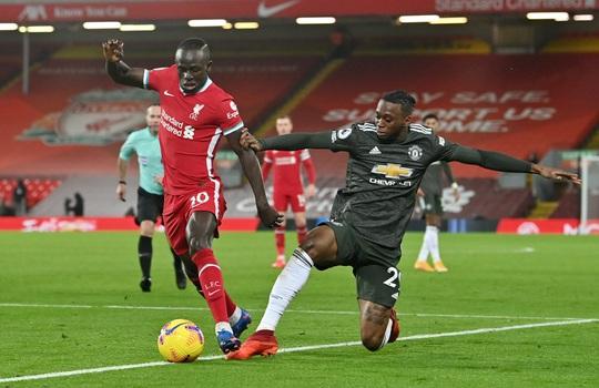 Man United cầm chân Liverpool, HLV Klopp tiếc ngôi đầu - Ảnh 6.