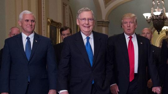 Tổng thống Trump rời Nhà Trắng như thế nào? - Ảnh 1.