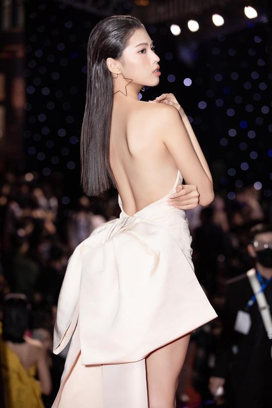 Cận cảnh nhan sắc Á hậu Ngọc Thảo - đại diện Việt Nam thi Miss Grand International - Ảnh 8.