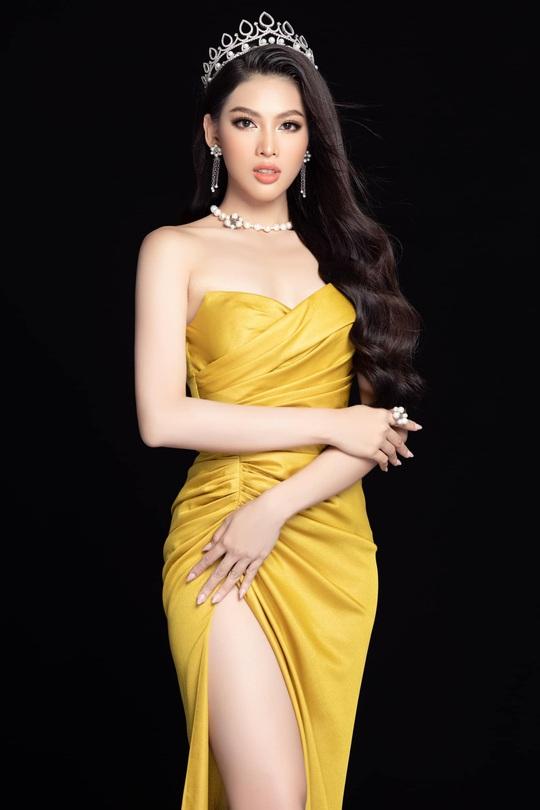 Cận cảnh nhan sắc Á hậu Ngọc Thảo - đại diện Việt Nam thi Miss Grand International - Ảnh 6.