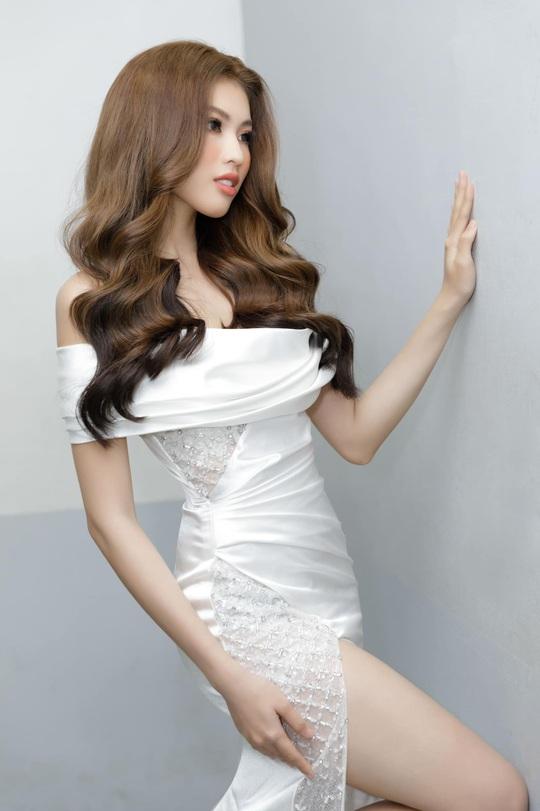 Cận cảnh nhan sắc Á hậu Ngọc Thảo - đại diện Việt Nam thi Miss Grand International - Ảnh 4.