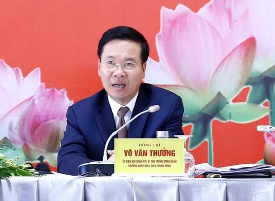 Đại hội XIII của Đảng xác định tầm nhìn xa - Ảnh 1.