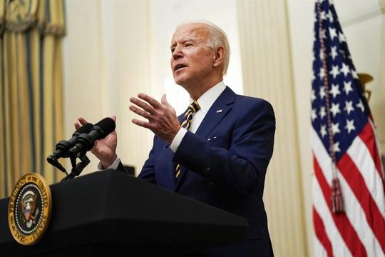 Ông Biden dập dịch Covid-19 ở Mỹ, bắt đầu từ Nam Phi - Ảnh 1.
