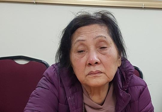 Bắt giữ người phụ nữ 74 tuổi gây ra hàng loạt vụ trộm cắp - Ảnh 1.