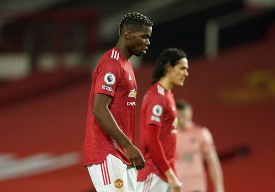 HLV Solskjaer nói gì khi Man United thua đội chót bảng, mất ngôi đầu? - Ảnh 6.