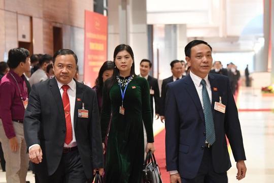 Các nữ đại biểu tham dự Đại hội XIII của Đảng - Ảnh 3.
