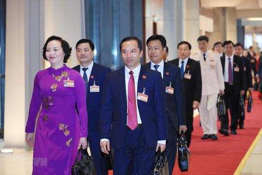 Các nữ đại biểu tham dự Đại hội XIII của Đảng - Ảnh 7.