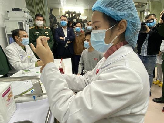 Vắc-xin Covid-19 thứ 2 của Việt Nam sắp được thử nghiệm trên người - Ảnh 2.