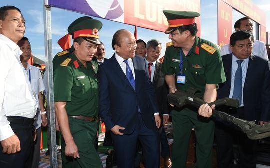 Thủ tướng vừa bấm nút khởi công xây dựng sân bay quốc tế Long Thành - Ảnh 11.