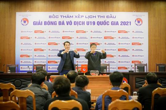 Khai mạc Giải U19 quốc gia 2021 - Ảnh 1.