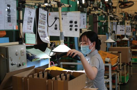 Các KCX-KCN TP HCM cần hơn 12.000 lao động trong năm 2021 - Ảnh 1.