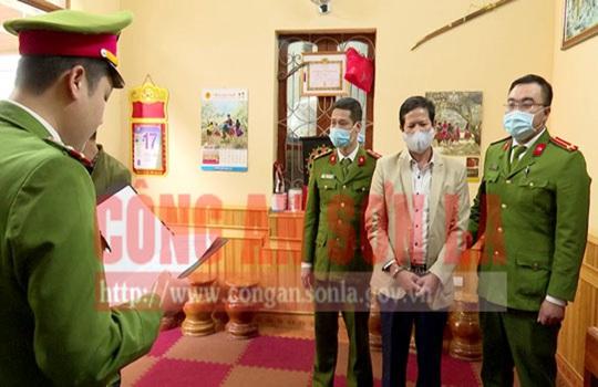 Cảnh cáo Giám đốc Sở Y tế tỉnh Sơn La liên quan vụ mua sắm thiết bị y tế - Ảnh 2.