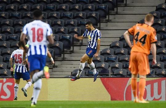 Ronaldo tịt ngòi ngày về quê, Juventus trắng tay trước chủ nhà Porto - Ảnh 2.