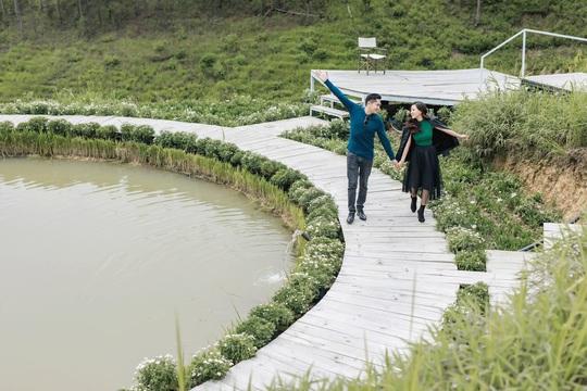 Quyền Linh, Kha Ly, Vân Trang… chúc phúc diễn viên Minh Luân - Ảnh 3.