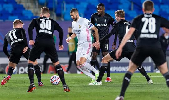 Atalanta: Giăng bẫy chờ Real Madrid - Ảnh 1.