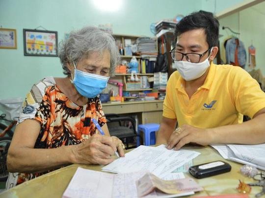 Chi trả lương hưu, trợ cấp bảo hiểm xã hội tháng 3 và 4-2021 vào cùng một kỳ  - Ảnh 1.