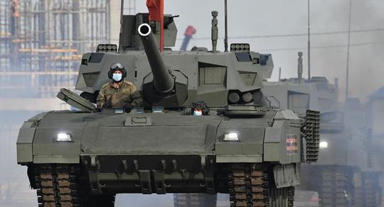 Siêu tăng Nga tự chọn mục tiêu mà không cần tổ lái - Ảnh 1.