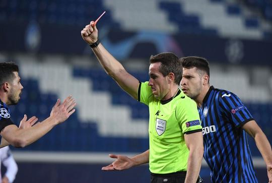 Hậu vệ ghi bàn, Real Madrid thoát hiểm trước bẫy rập Atalanta - Ảnh 3.