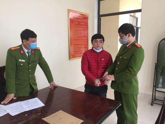 Khởi tố 1 y tá Bệnh viện Đa khoa tỉnh Tuyên Quang - Ảnh 1.