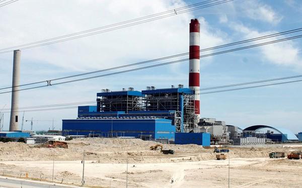 Nhà máy nhiệt điện ở Vĩnh Tân lại