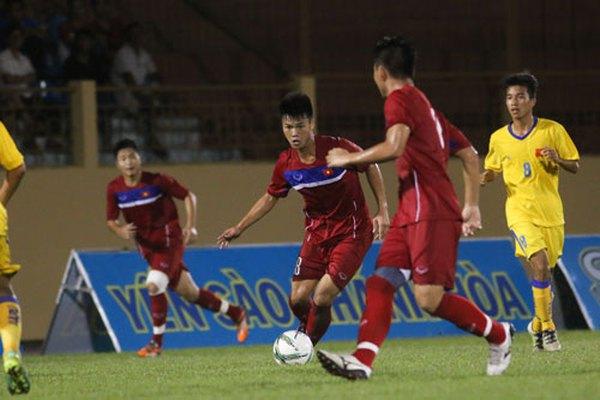 """U20 Việt Nam không lo về """"quân xanh"""""""