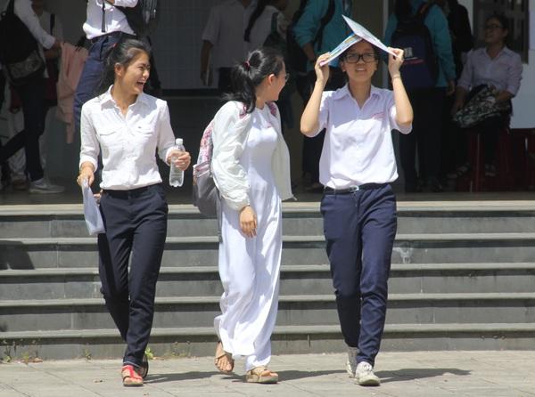 123 thí sinh vắng thi môn Ngữ văn tại Quảng Nam