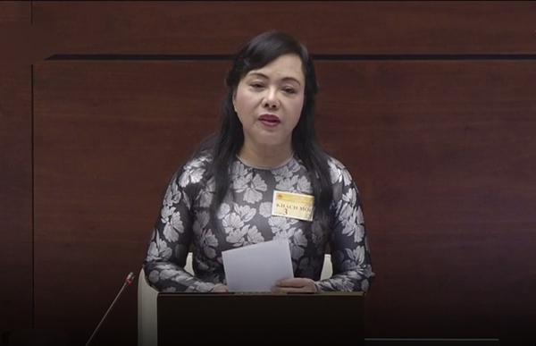 Bộ trưởng Nguyễn Thị Kim Tiến: Tiền trực của cán bộ y tế đã được bát phở
