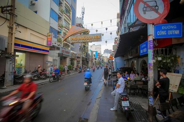 Đề xuất mở rộng Phố đi bộ Bùi Viện: Đừng để thành phố bia