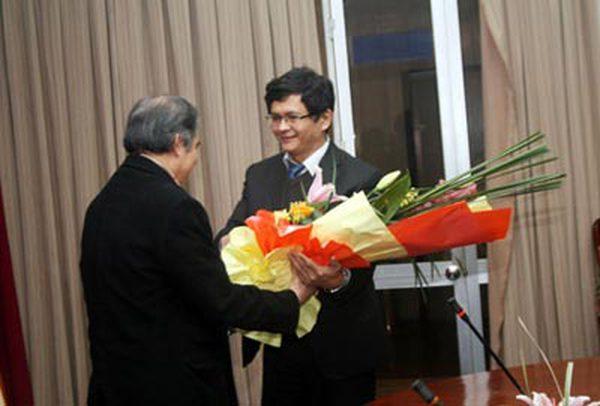 Ông Trần Bình Minh giữ chức Tổng Giám đốc VTV