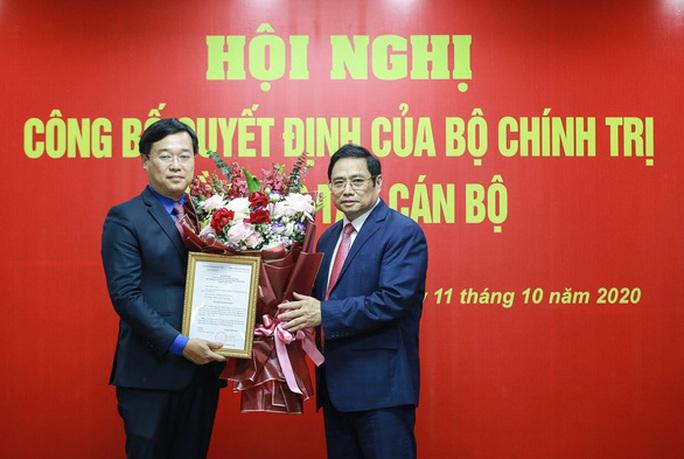Ông Lê Quốc Phong được giới thiệu để bầu làm Bí thư Tỉnh ủy Đồng Tháp - Ảnh 1.