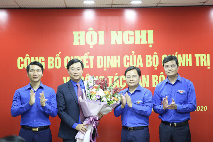 Ông Lê Quốc Phong được giới thiệu để bầu làm Bí thư Tỉnh ủy Đồng Tháp - Ảnh 2.