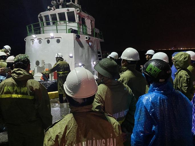Đà Nẵng: Tìm thấy thi thể 1 ngư dân trên tàu cá bị mất tích - Ảnh 1.