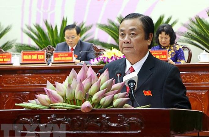 Ông Lê Minh Hoan vẫn lãnh đạo Đại hội Đảng bộ tỉnh Đồng Tháp - Ảnh 5.