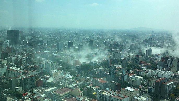 Động đất mạnh giáng xuống Mexico, hơn 130 người chết - Ảnh 10.