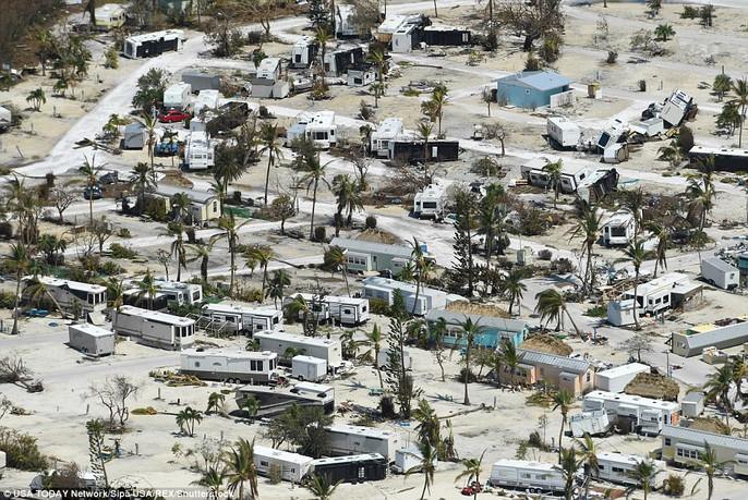 Mỹ: Florida bị tắt công tắc điện trên toàn bang - Ảnh 9.
