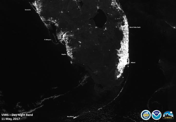 Mỹ: Florida bị tắt công tắc điện trên toàn bang - Ảnh 1.