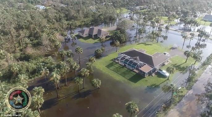 Mỹ: Florida bị tắt công tắc điện trên toàn bang - Ảnh 18.