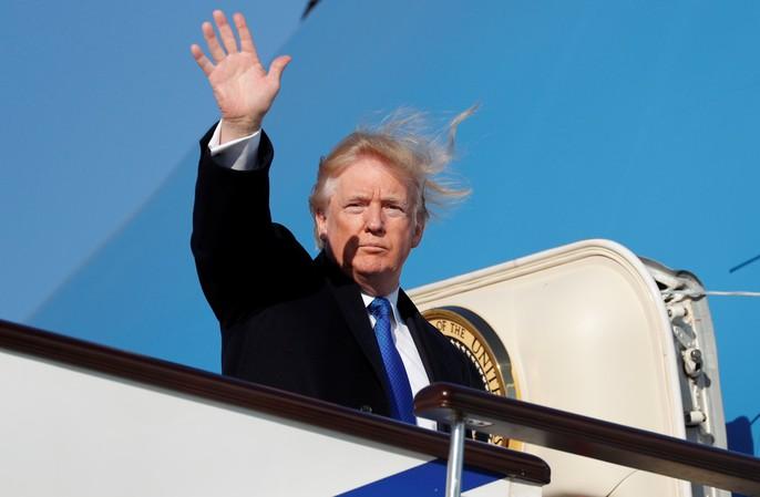 APEC 2017: Tổng thống Mỹ Donald Trump đến Đà Nẵng - Ảnh 19.