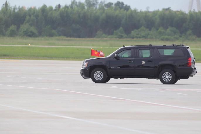 APEC 2017: Tổng thống Mỹ rời Đà Nẵng, bay đến Hà Nội - Ảnh 6.