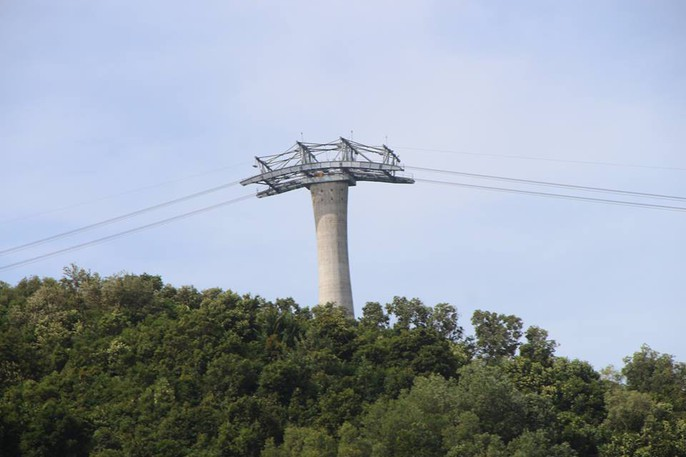 Ngắm cáp treo dài nhất thế giới sắp khai trương tại Phú Quốc - Ảnh 5.