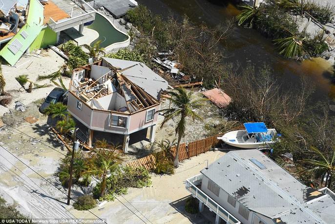 Mỹ: Florida bị tắt công tắc điện trên toàn bang - Ảnh 6.
