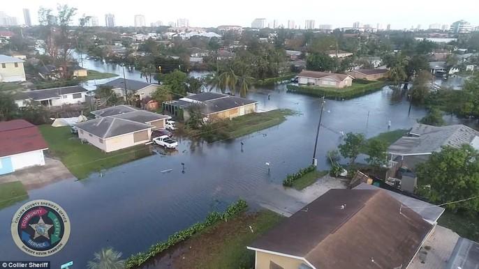 Mỹ: Florida bị tắt công tắc điện trên toàn bang - Ảnh 13.