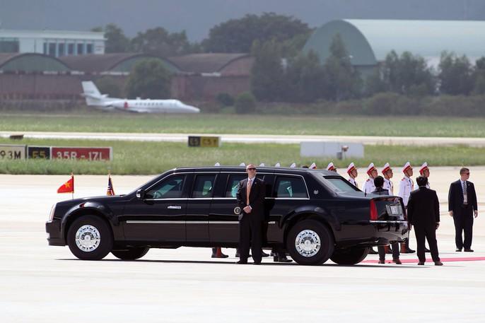 APEC 2017: Tổng thống Mỹ Donald Trump đến Đà Nẵng - Ảnh 5.