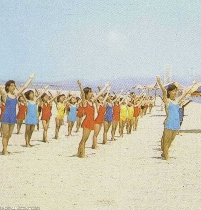 Hình ảnh hiếm hoi về Triều Tiên những năm 1970-1980 - Ảnh 3.