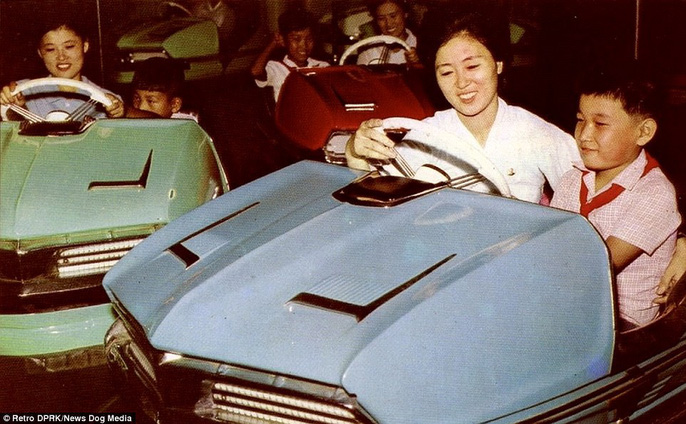 Hình ảnh hiếm hoi về Triều Tiên những năm 1970-1980 - Ảnh 10.